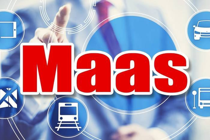 MaaS(Mobility as a Service)って何のこと?