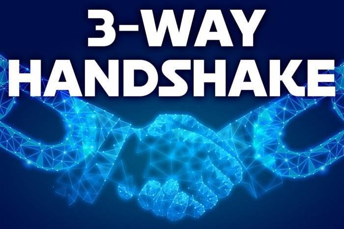3回のやり取りで接続を確立!3way handshake について詳しく解説